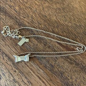 Kate Spade Bow necklace